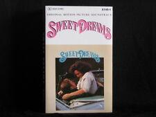 Sweet Dreams. Film Soundtrack. Cassette Tape. 1985. Made In Australia