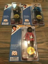 "Mego Star Trek Uhura, Kirk, Spock Figure 8"" 2018 Lot NEW SHIP QUICK & FREE!"