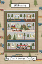 Quilt Pattern ~ Billboards ~ by Coach House Designs
