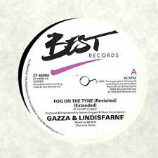 "Gazza And Lindisfarne - Fog On The Tyne (Revisited) - 12"" Vinyl Record"