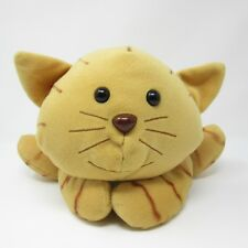 Chad Valley Toys ginger stripe tan cat kitten soft stuffed toy plush kitty 15""