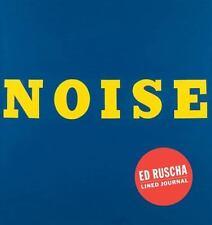 NOISE - RUSCHA, ED (CON) - NEW BOOK