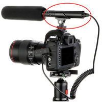NEW DSLR Camera Camcorder Hot Shoe Clip Torch Holder for Shotgun Mic Microphone