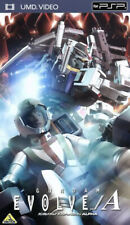 "Gundam Evolve ../Α (""Alpha"") - UMD Movie -2009- Sony PSP [Japanese PSP Only]"