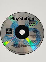PS1 PlayStation 1 Official U.S. Magazine Issue 45 Demo Disc - Tested