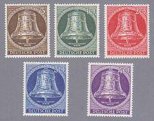 Berlin Mi.Nr. 101-105 Freiheitsglocke postfrisch und geprüft