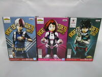 Banpresto My Hero Academia Age of Heores set Deku Shoto Uravity figure F/S