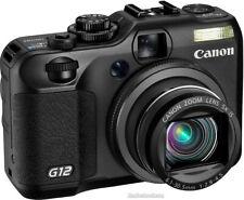 Canon Powershot G12 10MP Digital Camera and TELEPHOTO LENS KIT!!