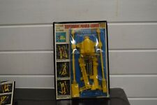 Major Matt Mason Vintage Original cardada Mattel Supernaut Power extremidades Stock de tienda