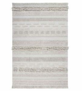 Lorena Canals | Air | C-AIR-NAT-XL | 200 x 300cm | RRP £289 Each