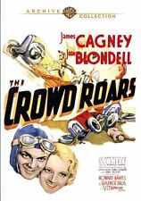 CROWD ROARS - (1932 James Cagney) Region Free DVD - Sealed