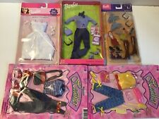 Barbie Heather Clone Fashion Ave Shoes Accessories Wedding Outfit In Box Lot