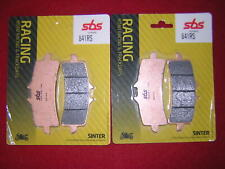 Brembo Racing Calipers Race Sintered RS Compound Front Brake Pads SBS841RS 108mm