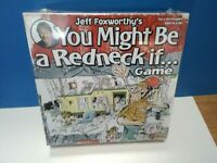 2006 Jeff Foxworthy's You Might Be A Redneck If... Game  New
