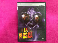 LA MOSCA DVD THE FLY Kurt Neumann - DVD R2 - English Deutsch Español TERROR