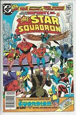 All Star Squadron 25 - NM (8.5) $.75 Canadian Variant