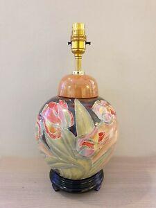 Oriental Porcelain Ginger Jar Table Lamp 8035