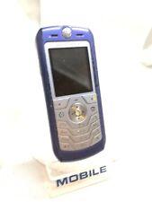 Motorola L6 iMode-Azul (O2 Tesco) teléfono móvil