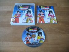PS3 game - Dragonball Z Budokan HD Collection (complete PAL)