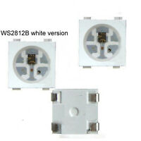 50-1000pcs WS2812B 5050 SMD Individually Addressable Digital RGB LED Chip 5V