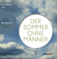 "Siri Hustvedt ""Der Sommer ohne Männer"""