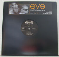 """Eve Give It To You featuring Sean Paul 12 """" Maxi Single (I646)"""