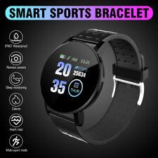 Fitnessuhr Bluetooth Smartwatch Denver Fitness Tracker Sportuhr Wasserdicht DE