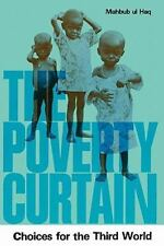 The Poverty Curtain Haq, Mahbub Ul Paperback