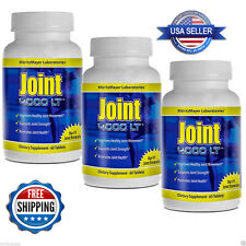 3X Joint 4000 LT Glucosamine Chondroitin MSM Maximun Support Pain Relief Pills