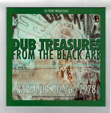 LEE PERRY-dub treasures from the black ark, rear dubs 1976-1978    LP  (hear)