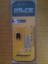 Prolongateur de Valve Continental 2pcs Longueur 30mm