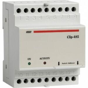 Modulo concentratore CLIP-485 VEMER VN905600