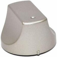 Argent 2 Interrupteur De Contrôle Boutons Pour Hotpoint Hot-ari ix pour four cuisinière SHS53X SHS53X