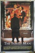 THE FAMILY MAN Orig US One Sheet 27x40 Movie Theater Poster Rolled Nicolas Cage