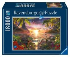 Ravensburger 17824 Heavenly Sunset Jigsaw Puzzle - 18000 Pieces