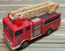 Per Slot Car Racing Modellismo ferroviario Pompieri mit Luce ad intermittenza