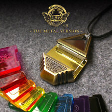 xb928 The Metal Version - cosplay digivice Digimon Tag  Crests BOX ver.3