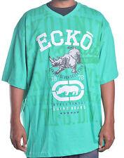 Ecko Unltd. Men's Big & Tall Emerald Green Tee Shirt