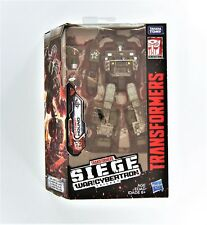 Hasbro Transformers Generations War for Cybertron: Siege Deluxe Class Hound