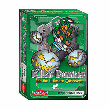 KILLER BUNNIES AND THE ULTIMATE ODISSEA-colture STARTER DECK-CARD GAME