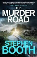"""VERY GOOD"" The Murder Road (Cooper and Fry), Booth, Stephen, Book"