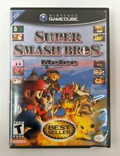 SUPER SMASH BROS MELEE Nintendo GameCube Video Game 2001 SSBM