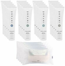 Infuse | 1-Shoppe All-In-Kit | Hotel Size Amenities Set |...