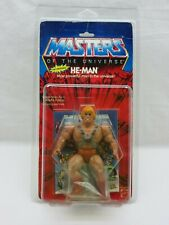 MOTU,VINTAGE,HE-MAN,Masters of the Universe,MOC,sealed,figure,He-Man