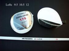 NEW Integra White Golf Club Driver LITE 175 Grams