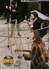 Rooftop Concert, Last Live Performance of The Fab Four --- Beatles Trading Card