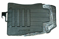 Nissan 2010-2014/NEW 2014 Juke Rubber Genuine Car Floor Mats - KE7581K089 RHD