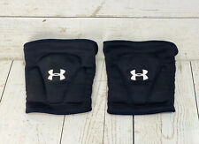 Women's Underarmour Volleyball Knee Pads size Large/XLarge Black/White Logo