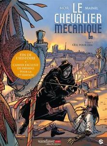 BD - LE CHEVALIER MECANIQUE, TOME 3 > OEIL POUR OEIL / MOR, MAINIL, EO SANDAWE