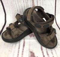 MBT Kisumu Toning Walking Sandals Shoes Size 35 2/3 EUR  Womens 6 US  Brown EUC